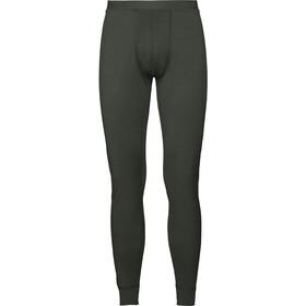 Odlo SUW Natural 100% Merino Warm Pantalones interiores Hombre, Oliva